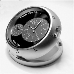High-definition Digital Camera and Hidden Transmitter Inside Radio Clock with Motion Detection Multi-functional Camera