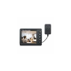 Spy Mini DVR 2 - Botton Camera + DVR System - D1 720 x 576