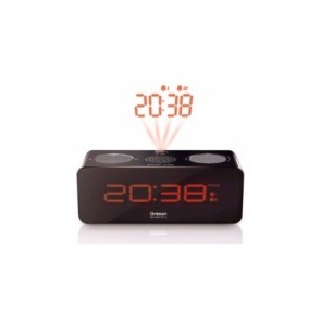 hidden Spy Clock Cameras - Oregon Alarm Clock Radio Hiden HD Spy Camera DVR 1280X720 16GB
