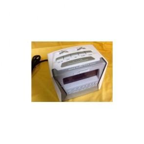Alarm Clock Radio Hiden HD Spy Camera DVR - Motion Ativated AM/FM Alarm Clock Radio HD Bedroom Spy Camera DVR 1280X720 16GB