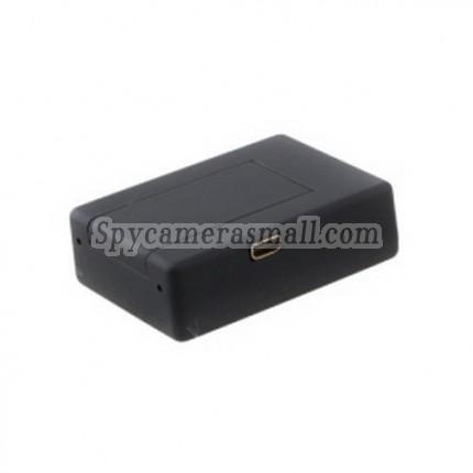 Eavesdropping Device Spy Audio Bug with GSM Mobile Phone SIM Card Slot - Mini Audio Bug with GSM SIM card