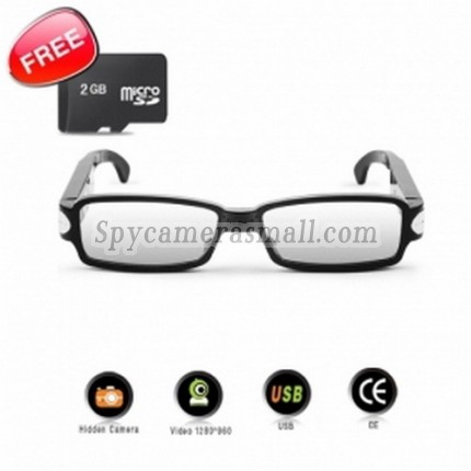 spy camera expert - Spy Glasses With Hidden HD Camera