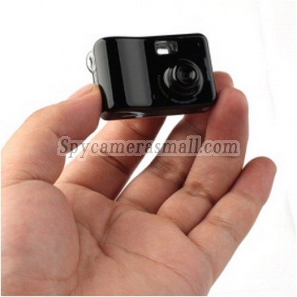 spy day - 8 MP HD Video Recorder Mini Camera (PC Camera +Motion Detection)