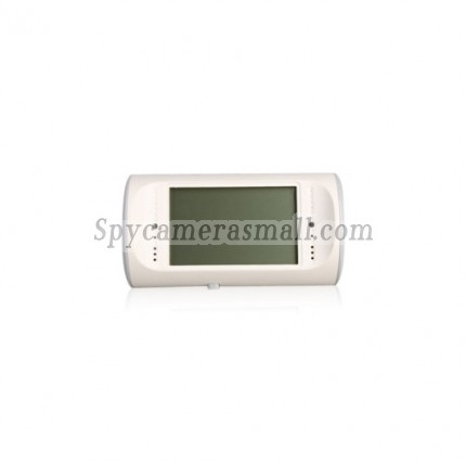 hidden Spy Clock Cam - Mini Talking Clock Camera with Motion Detector