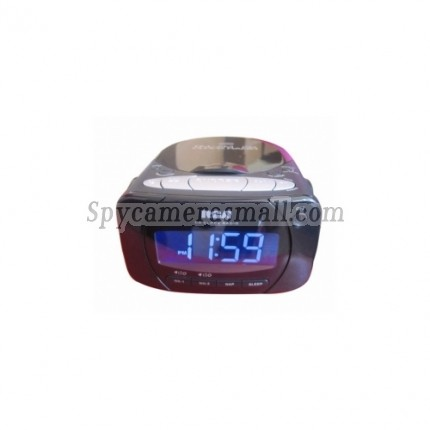 hidden Spy Clock Cameras - RCA CD Clock Radio Hidden HD Spy Camera 1280X720 16GB