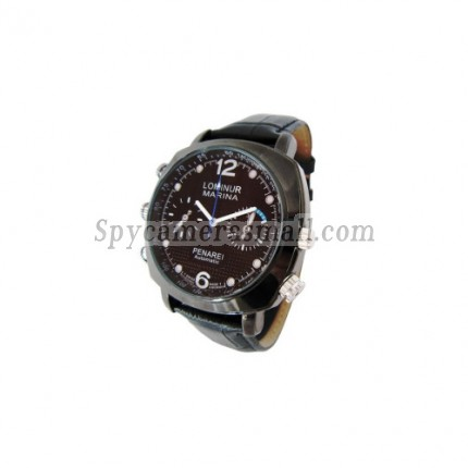 Spy Watch Cam - 720P HD Waterproof Spy Watch with AV Out (4GB)