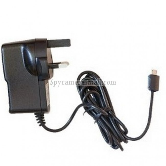 Spy Charger Camera DVR - 8gb Spy Charger Camera DVR