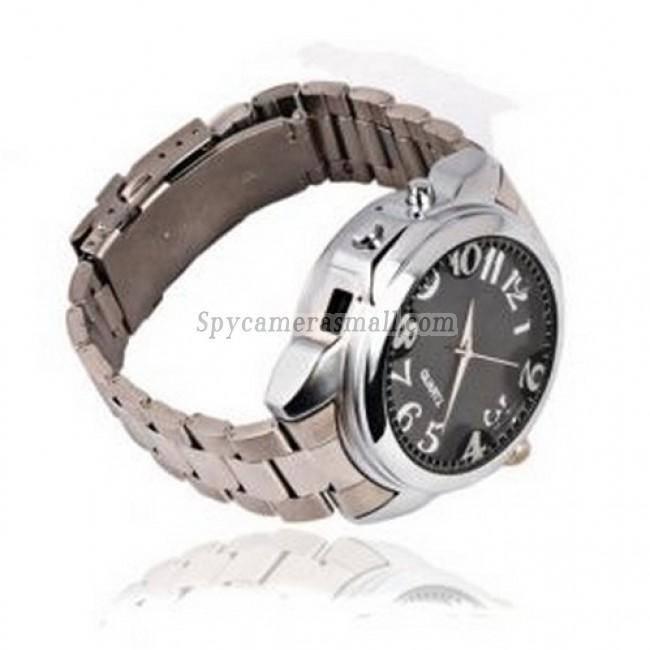 HD hidden Spy Watch Camera - Special Hidden Micro Spy Camcorder Watch with 8GB Memory Built In Hidden Camera