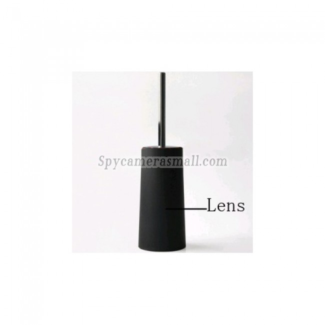 Spy Toilet Brush Hidden Bathroom Spy Camera DVR 16GB 1280x720