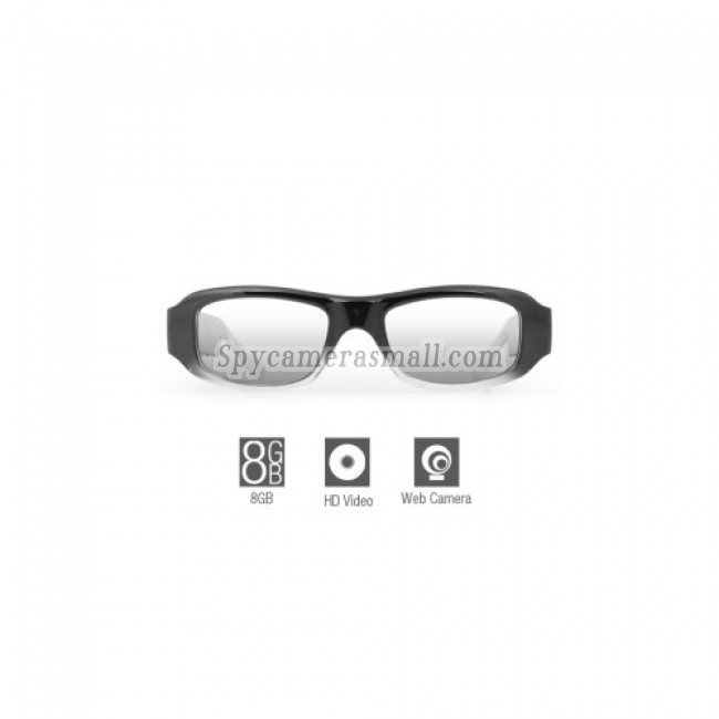 Spy Sunglasses Cameras - Discreet OL Spy Glasses with Digital Video Recorder (8G)