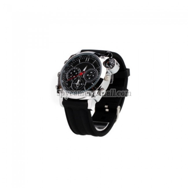 hidden Spy Watch Cameras - HD Waterproof Fashion Design Spy Watch (4GB)