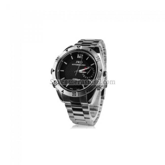 HD hidden Spy Watch Camera - 4GB 720P HD Waterproof Spy Watch Camera