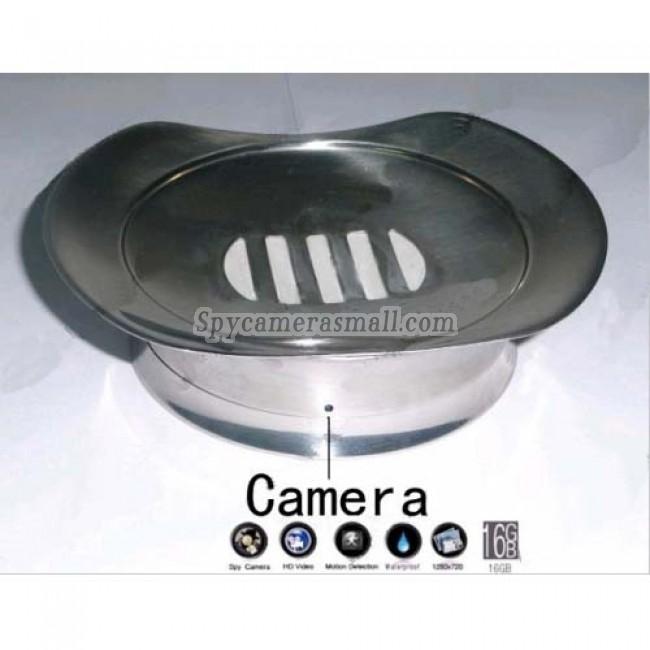 Soap Box Hidden Bathroom Spy Cams DVR - Remote Control Spy Soap Box Hidden 720P HD Bathroom Spy Camera DVR 16GB(Motion Ativated)