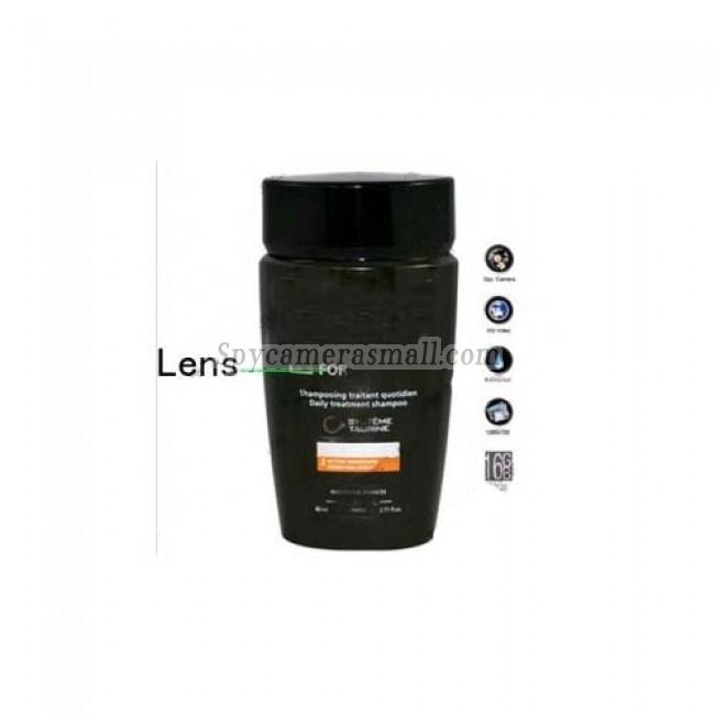 bathroom spy cameras - Bathroom HD Shampoo Spy Camera DVR 1280X720 Built In 16GB