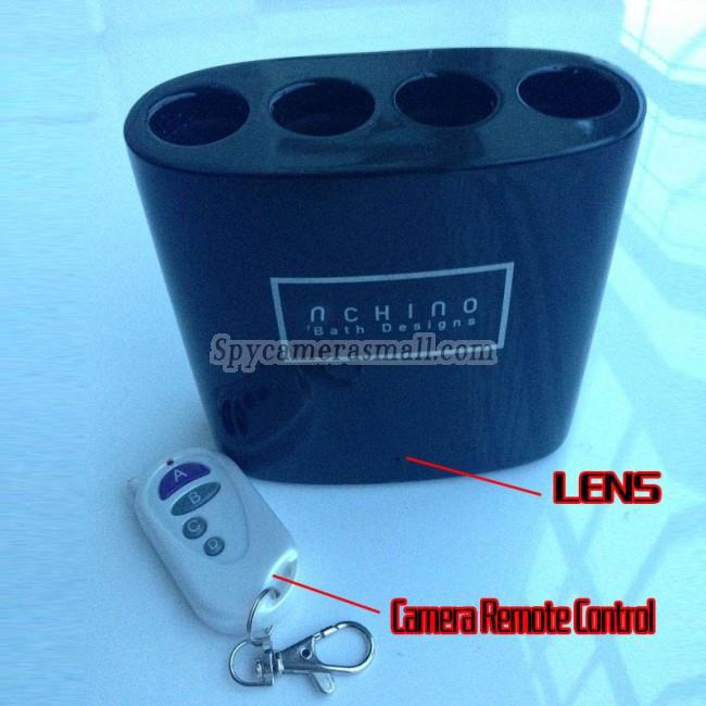 køb skjult kamera HD til tandbørsteholder 1080P DVR 16G Bevægelsesdetektion bedste spionudstyr