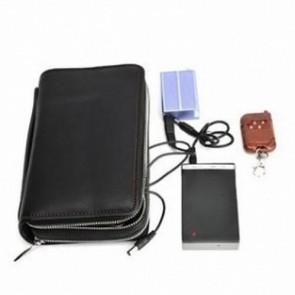 Business Bag hidden spy Camera DVR - Spy DVR Camera Briefcase Bag w/ Remote Control Wireless A/V BAG Camera With Portable Receiver