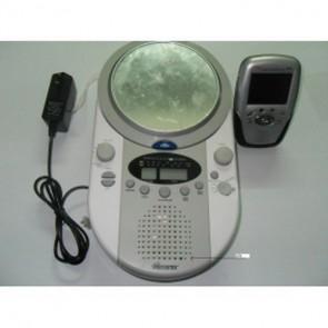 Waterproof CD/AM/FM Radio Play With a bathroom mirror Hidden 2.4Ghz Wireless Camera with Receiver